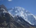 prvi pogled na falchen kangri oz. broad peak 8051 m.