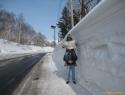 Snega je bilo v primerjavi s prejšnjo sezono malo.