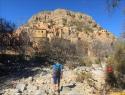 Trekkingi okoli Wadi Bani Habib na Sayq Platoju.