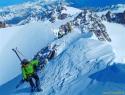 Aiguille d\'Argentiere, 3902 m.