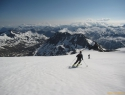 Po ledeniku Ankogla…