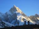 Queen of Karakoram, Masherbrum, 7821 m.