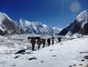 Gasherbrum I - Hidden Peak, 8080 m.