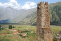 Stepantsminda, Kavkaz.