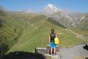 Gora Kazbek, 5034 m.