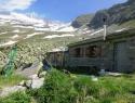 Bivak nad nad kočo Giessner hutte, 2210 m.