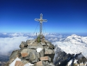 Kraljca visokih tur, 3360 m.