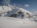Na ledeniku smo skrenli iz glavne poti.