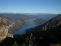 Bohinjsko jezero.
