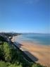 Atlantske plaže - prezgodaj za surferje, Biarritz.