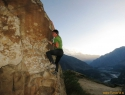 Balvaniranje v zgornji Hunzi.