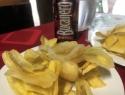 Ko rabiš kalorije, jih odvrta banana pribije.
