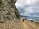 Razburljiva cesta jugovzhodne obale.