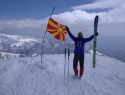 Na vrhu Kobilice 2525m.