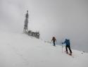 Na vrhu Pelisterja 2601m.