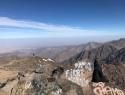 Z vrha Atlasa.