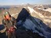 Na rami - Pic Tyndall, 4241 m.