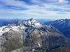 Pogled proti Weisshornu, 4506 m.