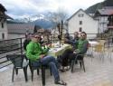 Na piru v zadnji vasici Collina.