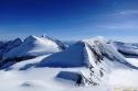 Daleč je do Wiesbachhorna, 3564 m.