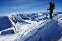 Mittlerer Barenkopf, 3358 m.