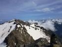 Pogled z vrha proti Zormanšpice.