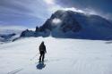 Mont Blanc du Tacul, 4248 m.