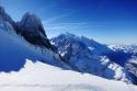 Dru, Mont Blanc, Chamonix.