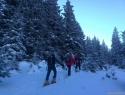 Zimska idila na Pohorju.