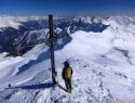 Sadnig, 2745 m.