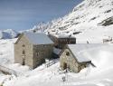 Kot vse koče v Avstriji je tudi Essener und Rostocker Hütte še vedno zaprta.