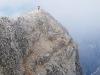 Kavščak na vrhu Findeneggovega ozebnika.