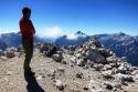 Vrh Špika, 2472 m.