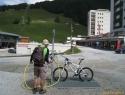 Poskrbljeno je za čiščenje bicikla.