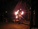 Staff party na Ton Sai beach.