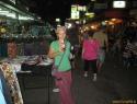 Khao San road Bangkok.