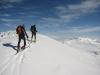 Na vrhu (3503m), desno špičasti Wiesbachhorn.