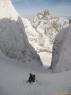 Zgornji del, s pogledom na Mrzlo goro.