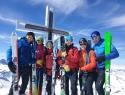 Gasilska na vrhu (3666m).