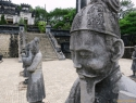 Grobnica cesarja Khai Dinha - Hoi.