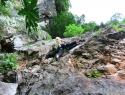 Plezališče v džungli - Butterfly Valley.