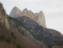 Creta di Timau in Gamspitz.