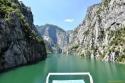 Pregradno jezero na reki Drin.