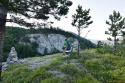 Plezališče Pirlitor nad Taro.