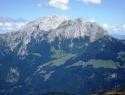 Hochkoenig 2941 m.