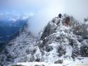 Mittelspitze 2713 m.