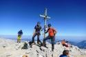 Watzmann - sudspitze, 2713 m.