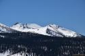 Letošnja rekordna pošiljka snega v Sierri Nevadi.